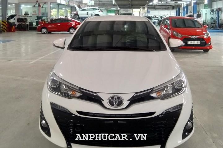 Toyota YARIS 1.5G CVT 2020