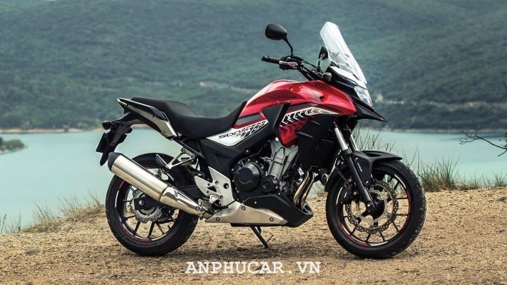 Danh gia Honda CB500X 2020