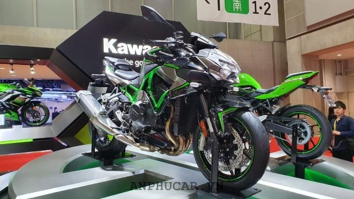 Danh gia Kawasaki Z H2 2020