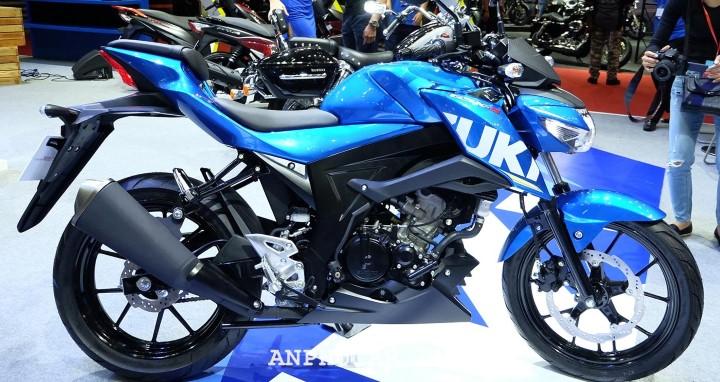 Danh gia Suzuki GSX – S150 2020
