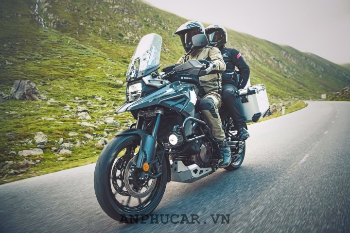 Danh gia Suzuki V-Strom 1000 2020