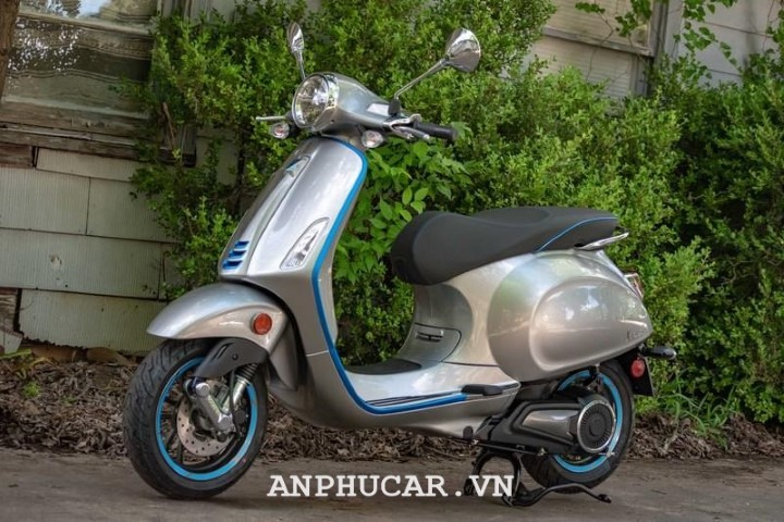 Danh gia xe Piaggio Vespa LX 2020