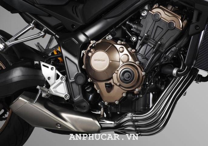 Dong co Honda CB650R 2020