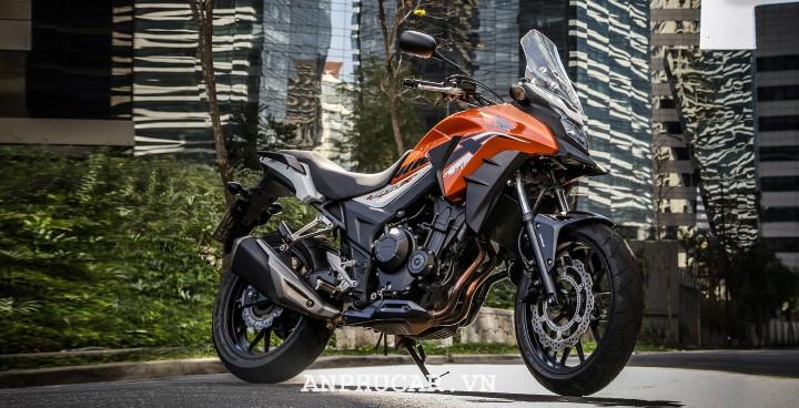 Honda CB500X 2020 gia ban moi nhat