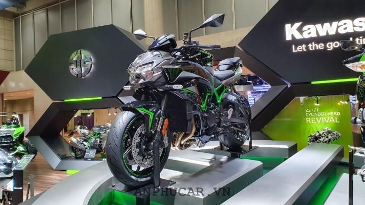 Kawasaki Z H2 2020 gia bao nhieu