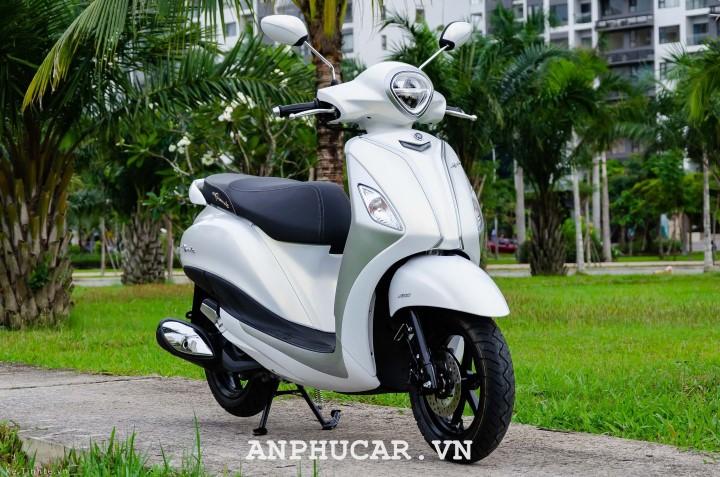 Khuyen mai mua xe Yamaha Acruzo 2020