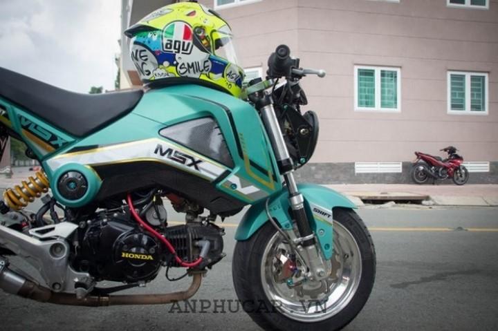Mua xe Honda MSX 2020