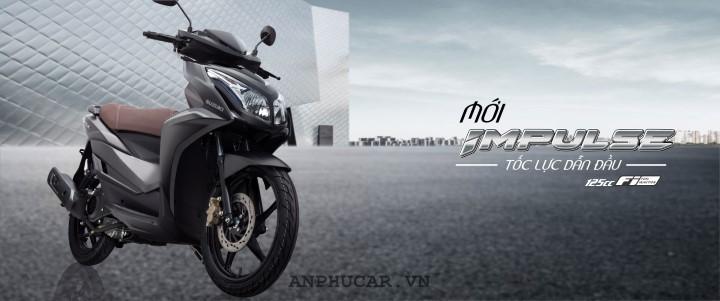 Mua xe Suzuki Impulse 2020