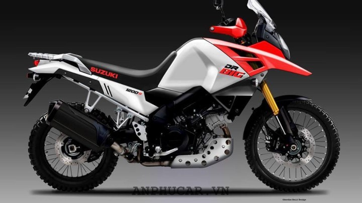 Mua xe Suzuki V-Strom 1000 2020
