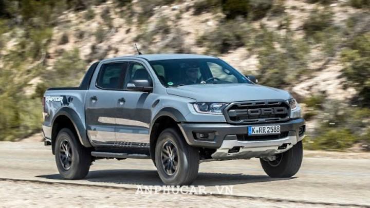 Nhung nang cap cua xe Ford Ranger Raptor 2020