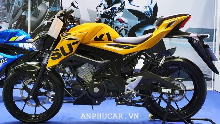 Suzuki GSX – S150 2020