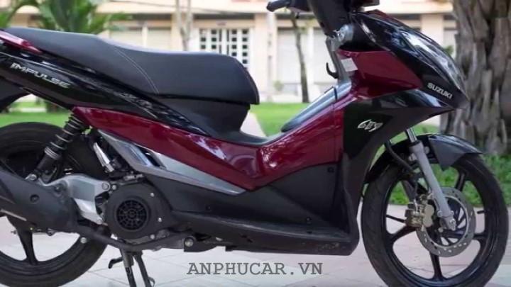 Suzuki Impulse 2020