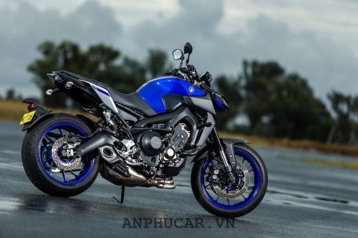 Yamaha MT09 2020 gia bao nhieu
