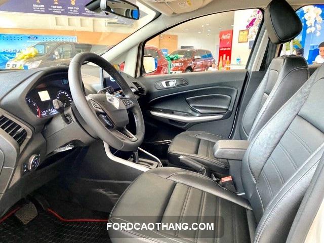 Ford EcoSport 2022 noi that