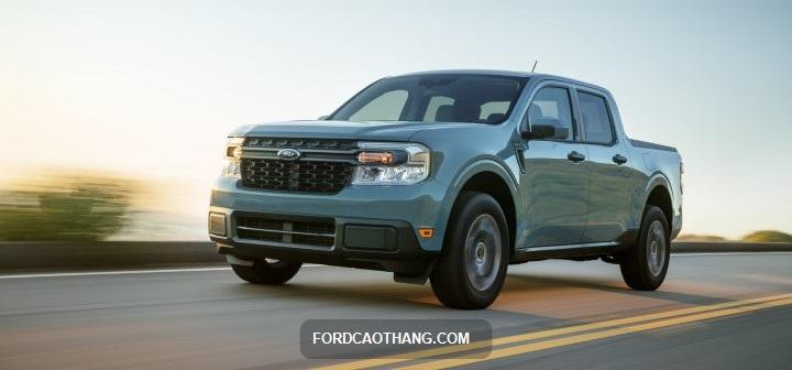 ra mat xe Ford Ranger 2022