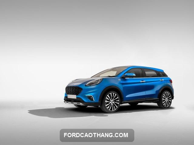 thong tin xe Ford EcoSport 2022