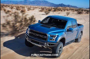 van hanh Ford Ranger Raptor