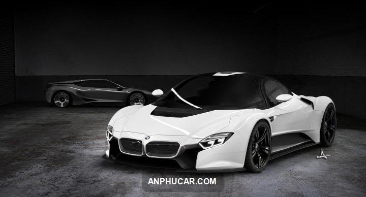 BMW I9 nhung mau xe tuong lai