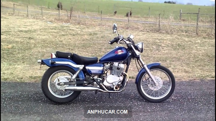 mua ban xe Honda Rebel 250